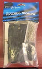 South Bend Catfish Tackle Floating Trotline Black 120' 5080