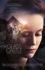 THE GLASS CASTLE Original 27x40 movie poster #T6