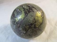 "Pyrite Sphere 14.5 oz 2.573"" #5533"