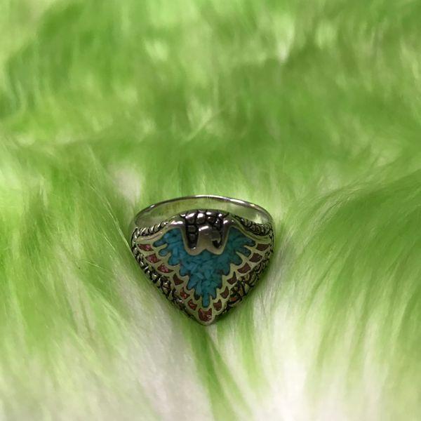 G&S Turquoise Eagle