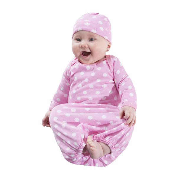 69ee5f9d97 Molly Baby Gown   Hat
