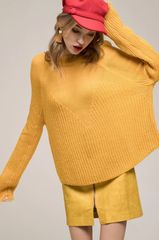 Moon River Over-sized Sheer Sweater