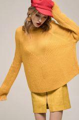 Moon River Oversized Sheer Sweater