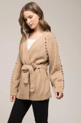 Moon River Go To Cardigan with Arm Detail