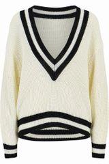 Bishop + Young Varsity V-Neck Sweater