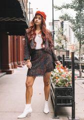 Line + Dot Anya Skirt