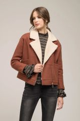 Moon River O-Ring Moto Jacket