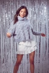 Sage the Label Celestial Sweater