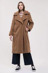J.O.A Teddy Faux Fur Coat