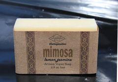 Mimosa Artisan Vegan Soap | 4.8 oz bar