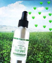Tea Tree Foot Spritz