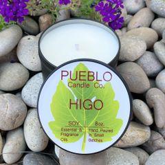 Higo Soy Wax Candle