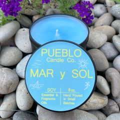 Mar y Sol Soy Wax Candle