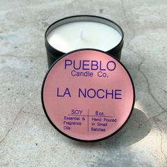 La Noche Soy Wax Candle