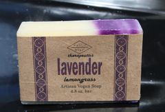 Lavender Artisan Vegan Soap | 4.8 oz bar