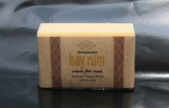 Bay Rum Artisan Vegan Soap | 4.8 oz bar