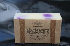Blackberry Artisan Vegan Soap | 4.8 oz bar