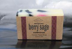 Berry Sage Artisan Vegan Soap | 4.8 oz bar