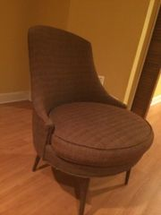 modern vintage occasional chair excellent condition