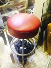 1950s VINTAGE not repro bar stool