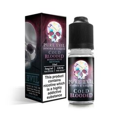 Pure Evil Cold Blooded 3 x 10ml