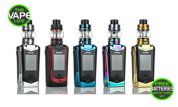 Smok Species Kit with 2 18650 batteries