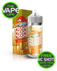 Mango Ice Crusher 100ml + 2 nic shots free