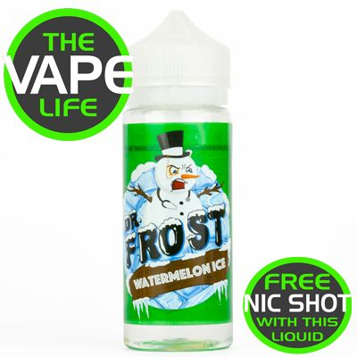 Dr Frost Watermelon Ice 100ml + 2 nic shots
