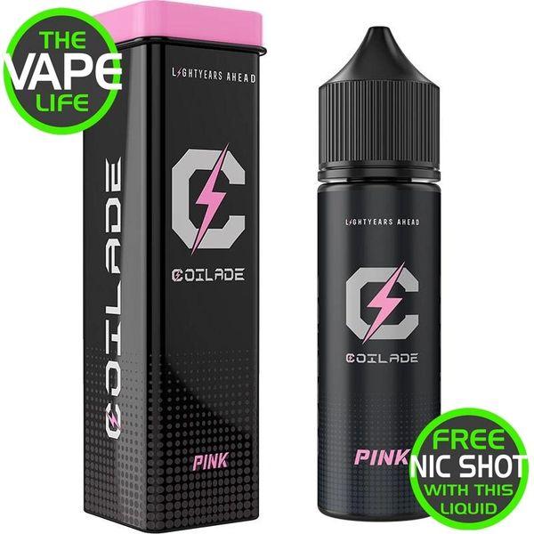 Coilade Pink + Free Nic Shot