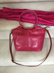 Hot Pink Handbag by HOBO
