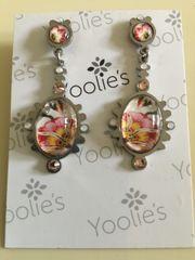 Earrings by Yoolie #12303