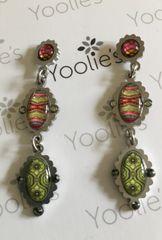Post Earrings by Yoolie # 1216103