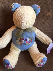 Vintage Chenille Teddy Bear 007