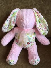M2M Sweet Honey Chenille Bunny