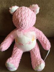 Vintage Chenille Teddy Bear 005
