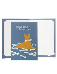 Dog is Good Greeting Cards