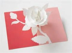 LUXE Pop Up Greeting Cards