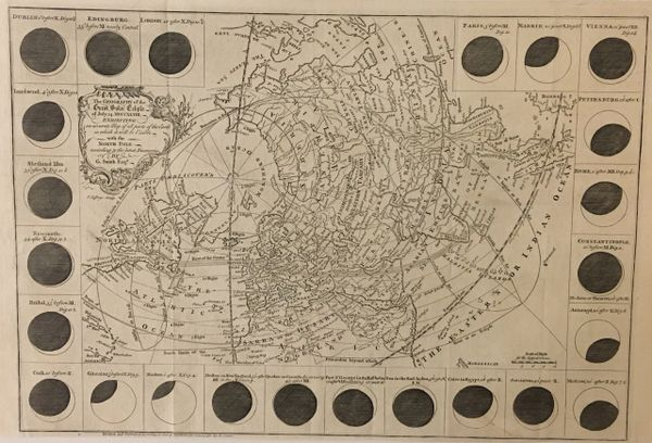 The Geography of the Great Solar Eclipse of July 14, MDCCXLVIII