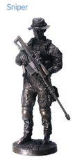 Sniper Statue