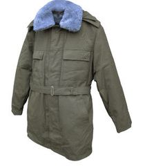 Czech Military Cold Weather Parka