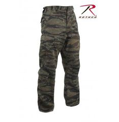 Tiger Stripe Camo Fatigue Pants