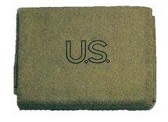 New U.S. Style Wool Military Blanket