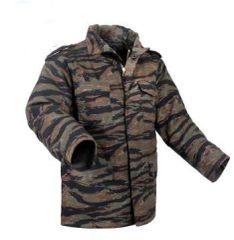 Tiger Stripe Camo M-65 Jacket