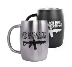 Black Rifle Coffee Stainless Steel Mug