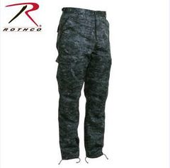 Midnight Digital BDU Pants