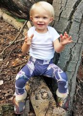 Youth Leggings, Deer Antler, (2T-14)