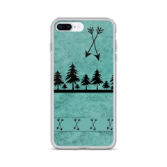 Teal Arrows, Cell Phone Cover, i Phone Cases (Choose Model)
