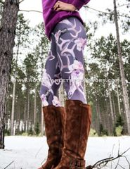 Antler Leggings, Made in the USA