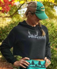 PROVIDER™ Cropped Fleece Lined Hoodie, NEW!