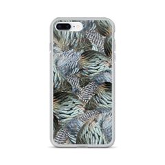 Turkey Feathers, Cell Phone Case, iPhone (Choose Model)